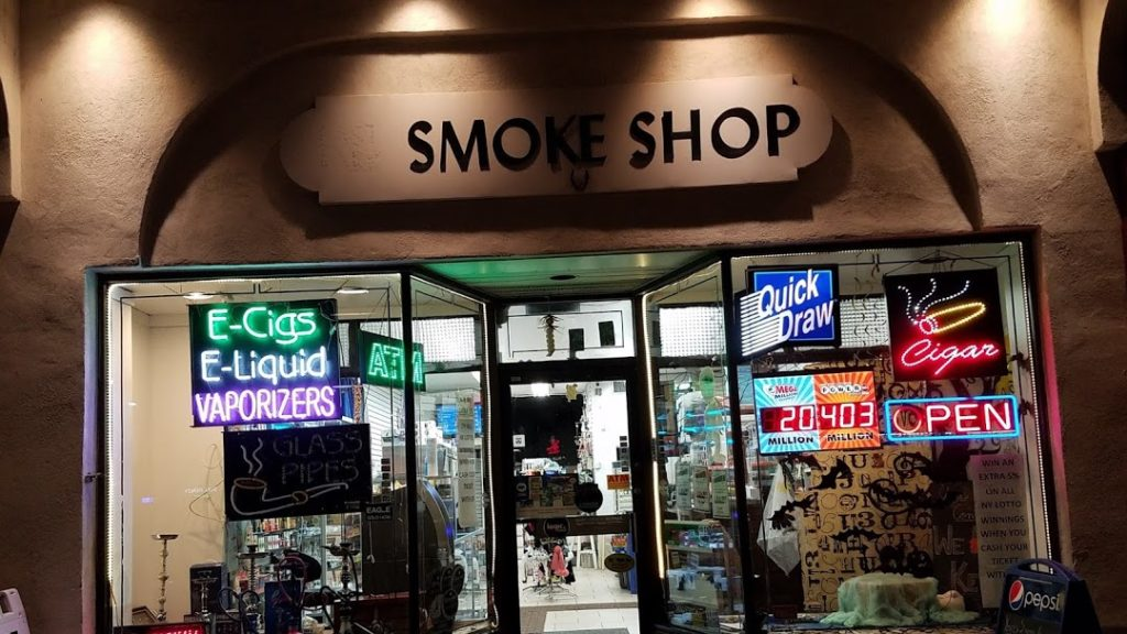 Find The Nearest Smoke Shop In Your City